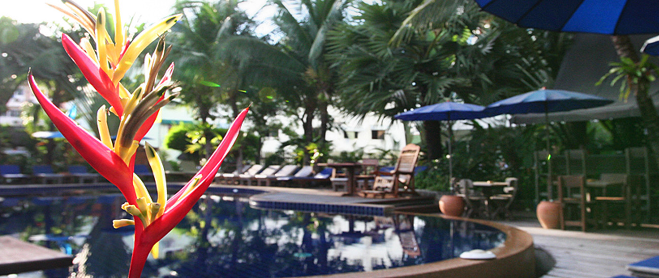 Chaba Hut Resort Pattaya