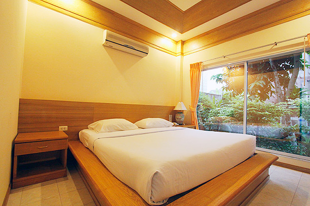 Junior Suite Chaba Hut Resort Pattaya